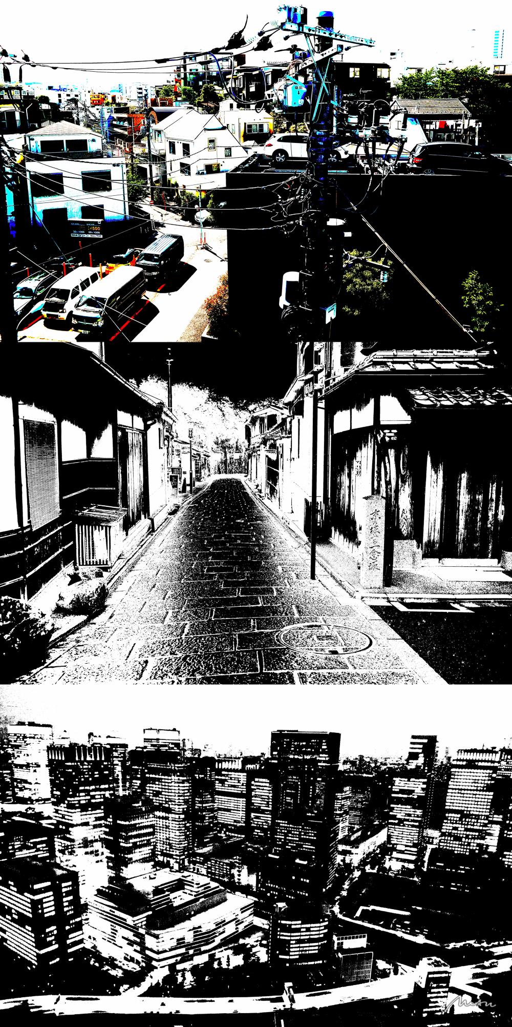 Häuservergleich | Japan | 2015