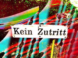Kein Zutritt | Deutschland | 2014