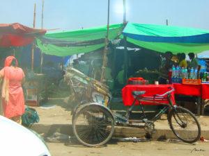 Markttreiben | Indien | 2009