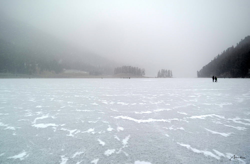 Pure-Eislandschaft | Schweiz | 2015