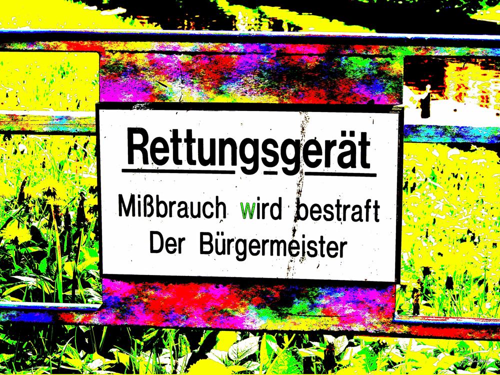 Rettungsgerät | Deutschland | 2014